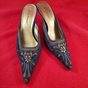 Pierre Dumas heels